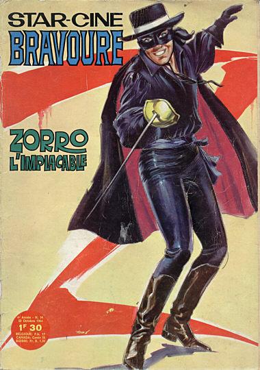 ზორო (ქართულად) - La gran aventura del Zorro (1976)